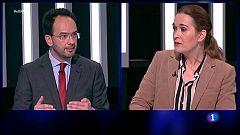 Debate a nueve - Polémica con Ciudadanos por la Ley de violencia de género