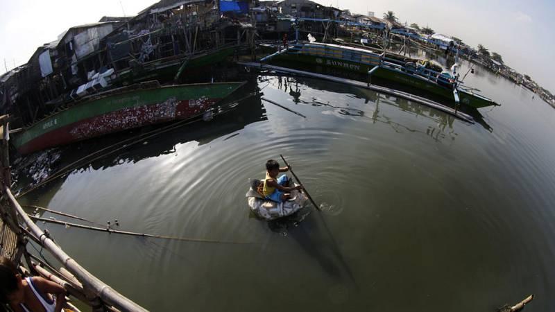 Distintas organizaciones piden que se cree la figura legal del 'refugiado del clima'