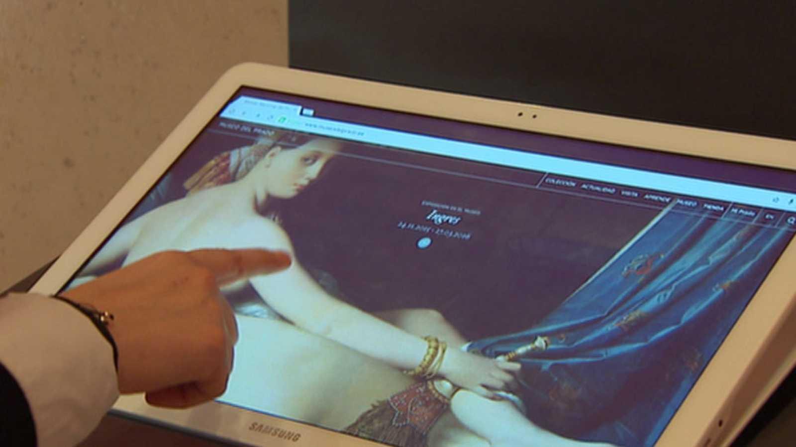 El Museo del Prado estrena nueva web, más sencilla, más visual y con imágenes de mayor calidad