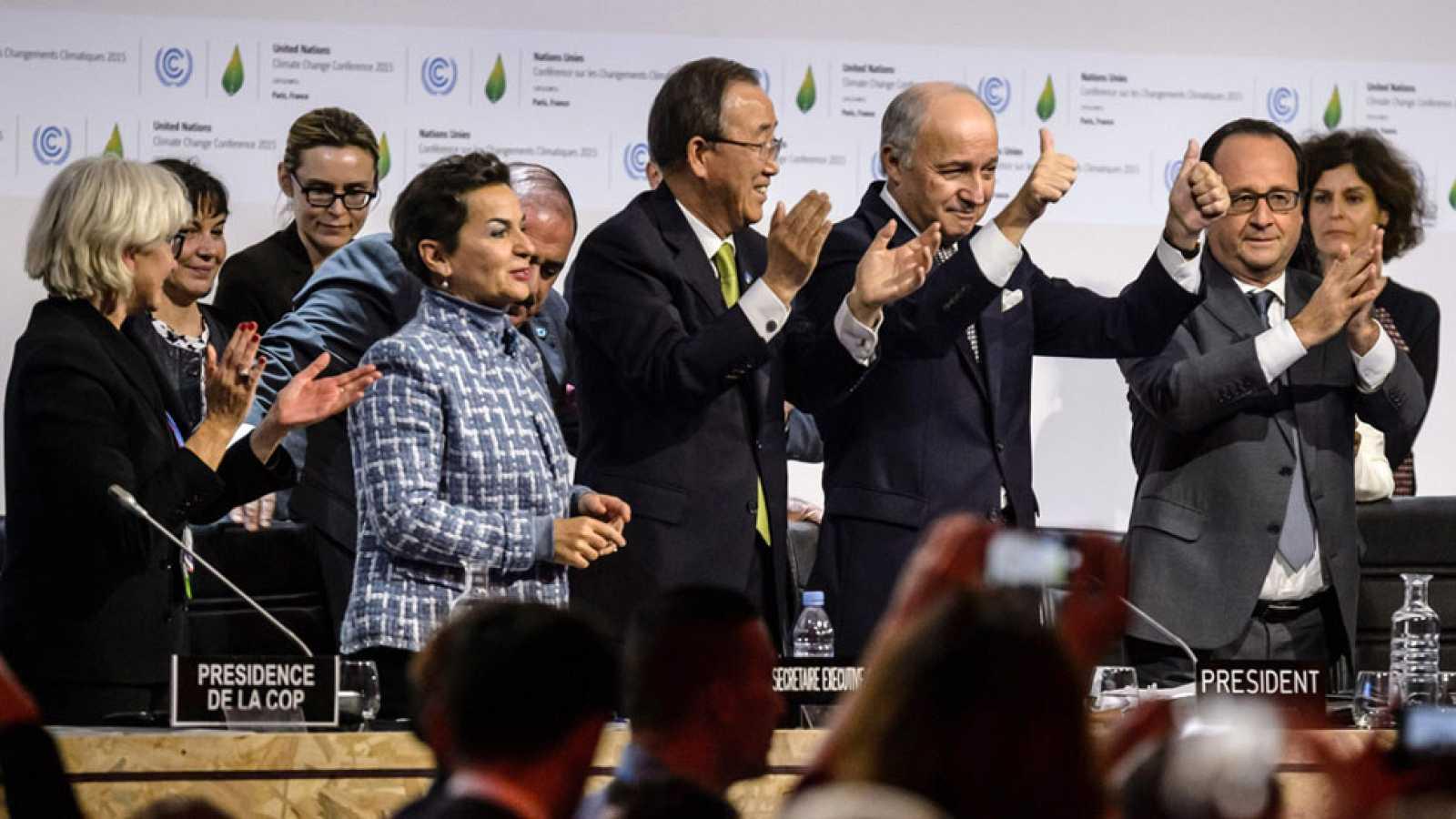 Ecologistas y expertos valoran el acuerdo de la Cumbre del Clima de París como insuficiente