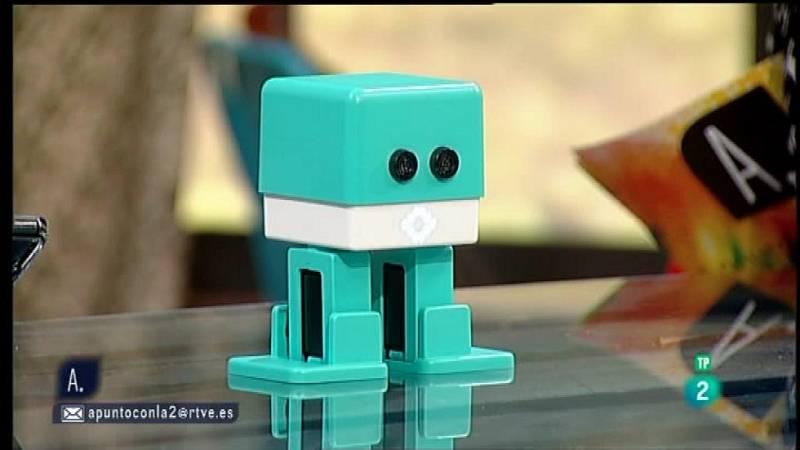 A punto con La 2 - Nuevas Tendencias: Robótica y educación: el robot Zowi