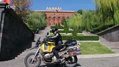 Diario de un nómada - Operación Ararat: Capítulo 14 - Resumen