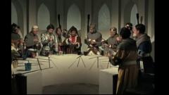 Un español en la corte del Rey Arturo