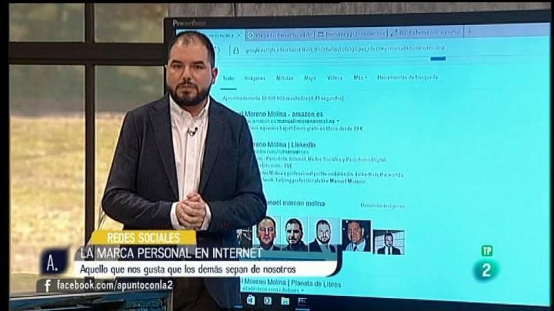 A punto con La 2 - Redes sociales con Manuel Moreno: marca personal en internet