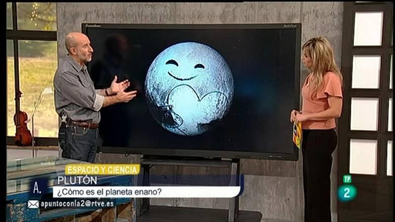 A punto con La 2 - Espacio y Ciencia con Daniel Closa: Plutón