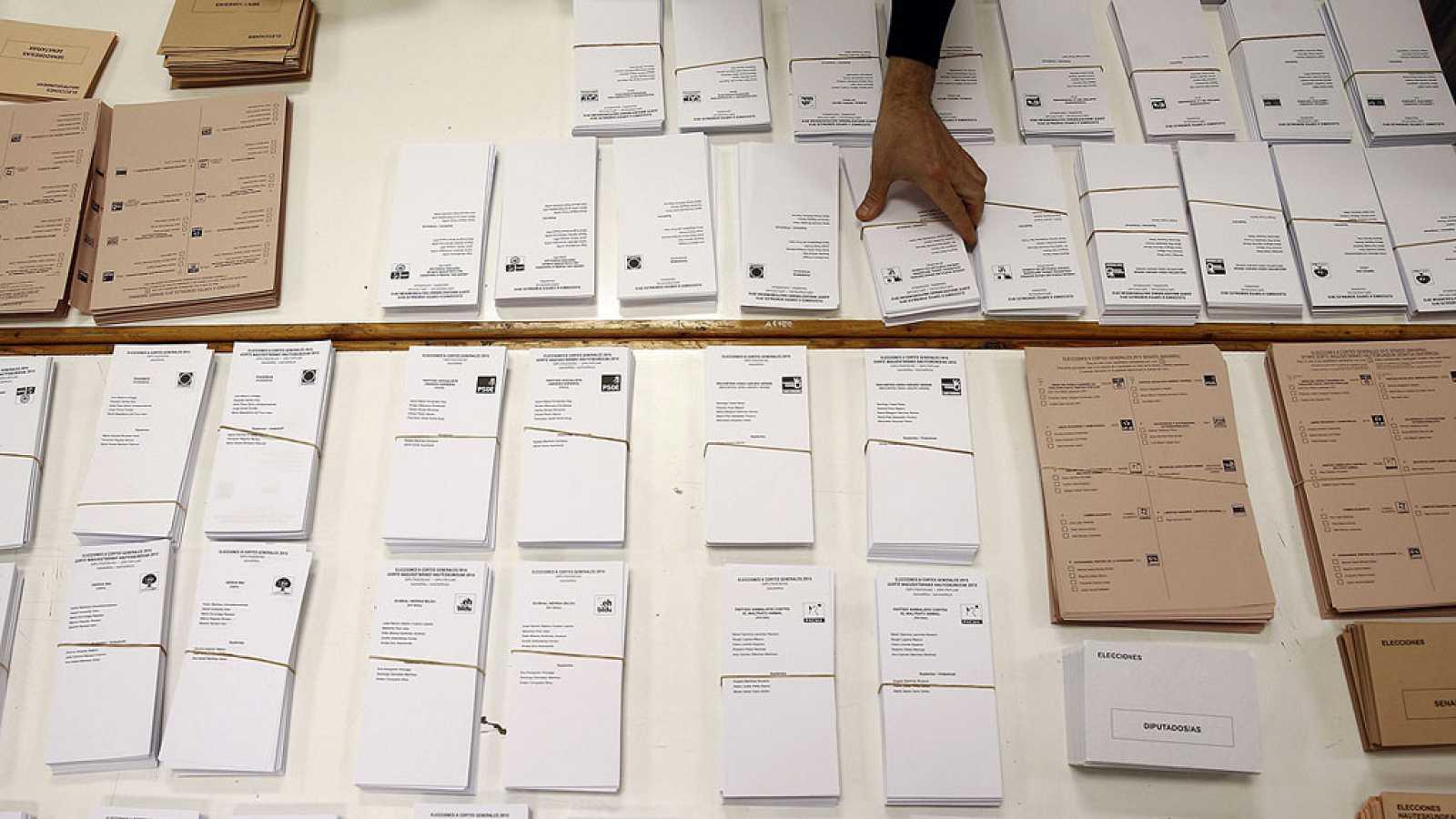 Qué votamos los españoles en las elecciones generales de 2015