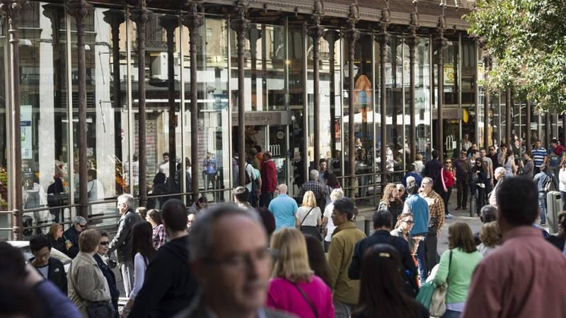 Los españoles realizaron más de 58 millones de viajes en el tercer trimestre de 2015