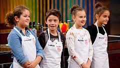 MasterChef Junior 3 - Covadonga, Lukas, María y Martina, finalistas