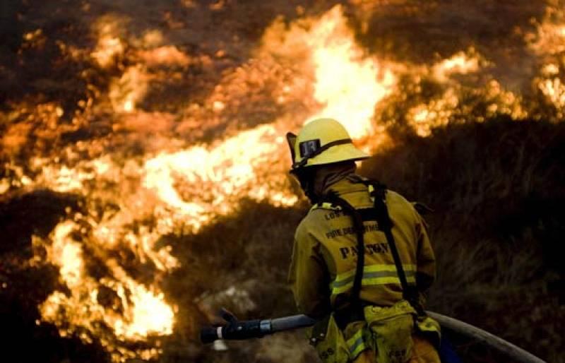 50.000 evacuados en California