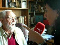 España Directo - Entrevista a José Luis Sampedro