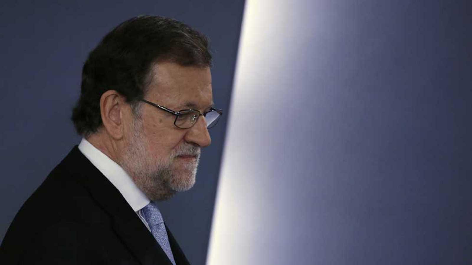Rajoy asegura que no marcará líneas rojas para intentar formar Gobierno con el PSOE y Ciudadanos