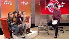Sí, Chef: Vídeoencuentro con Covadonga, Lukas, María y Martina
