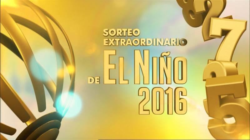Sorteo Extraordinario de El Niño - 06/01/2015