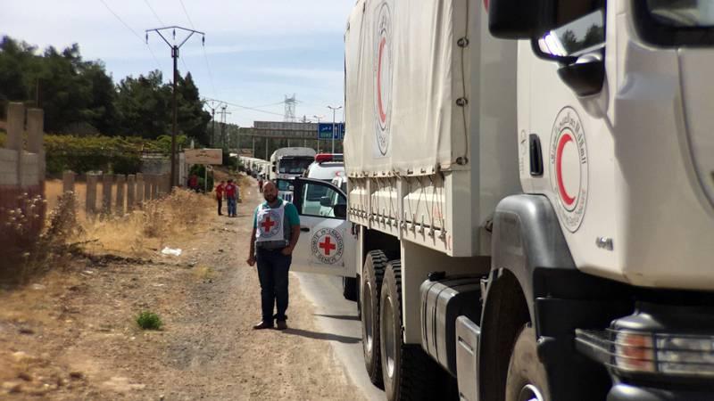 Bachar Al Asad cede a la presión internacional y autoriza la entrada de comida y medicamentos a la ciudad de Madaya