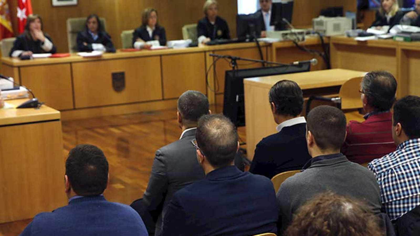 Comienza el juicio por la tragedia del Madrid Arena