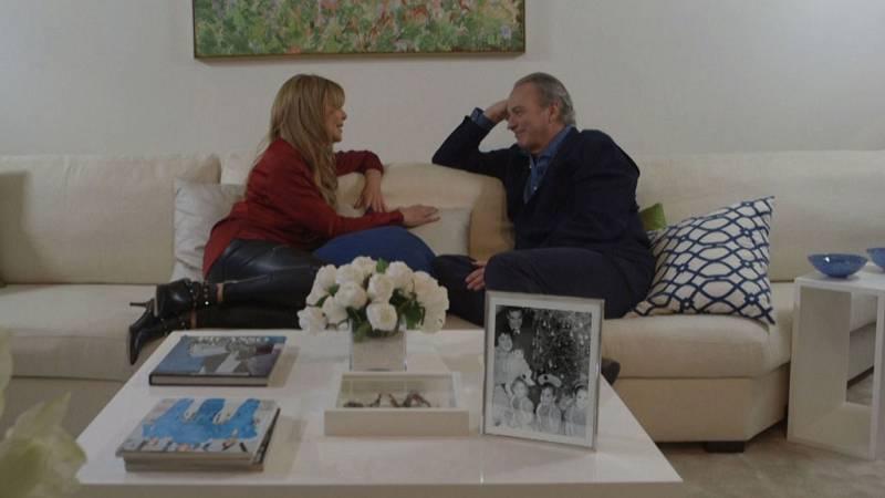 """En la tuya o en la mía - Ana Obregón hizo una paella """"repugnante"""" a Spielberg"""