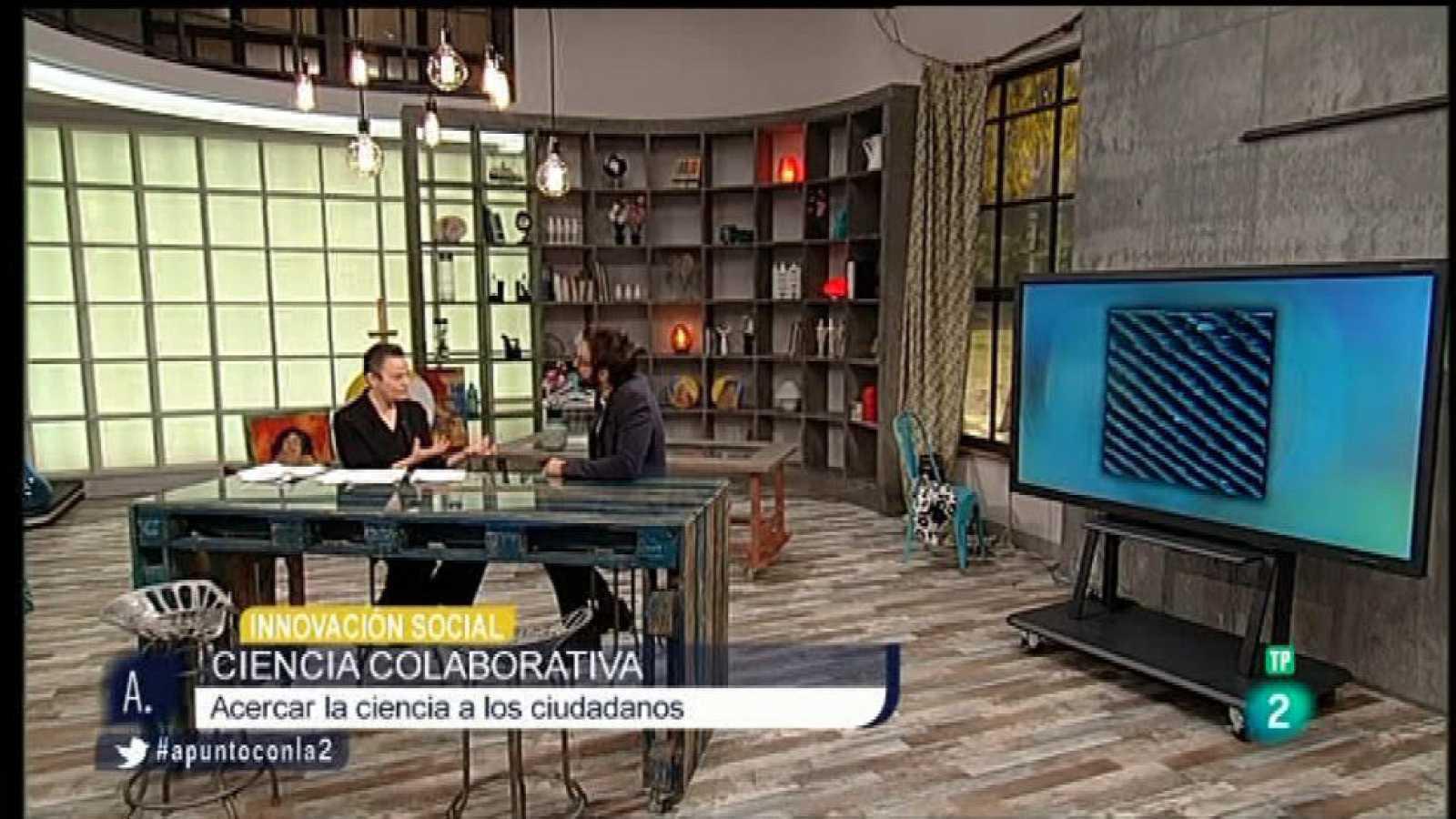 A punto para vivir - Innovación social con Antonella Broglia: investigaciones científicas