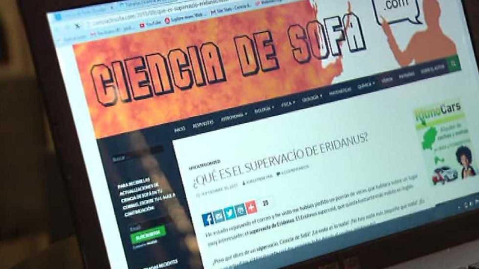 Cámara abierta 2.0 - El blog Ciencia de sofá, gastronomía conectada con el restaurante Triciclo, Runnea.com y Esperanza Elipe en 1minutoCOM - 16/01/16 - Ver ahora