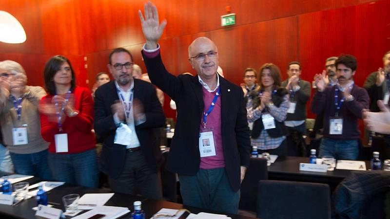 Duran i Lleida dimite como presidente de Unió