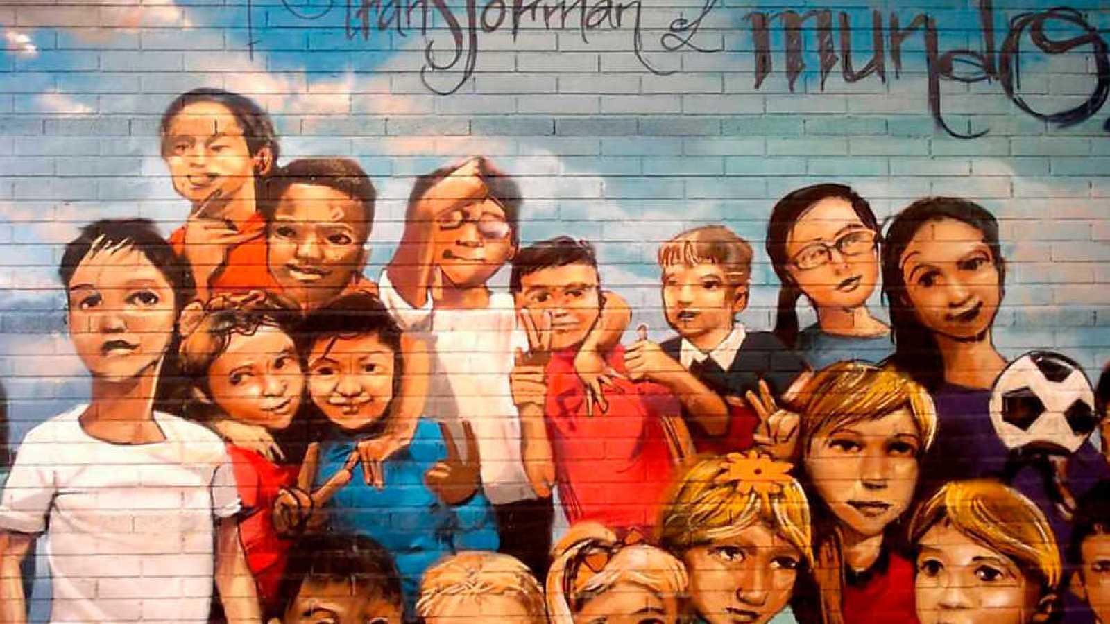 Metrópolis - South Graff. Pintando la voz del barrio - Ver ahora