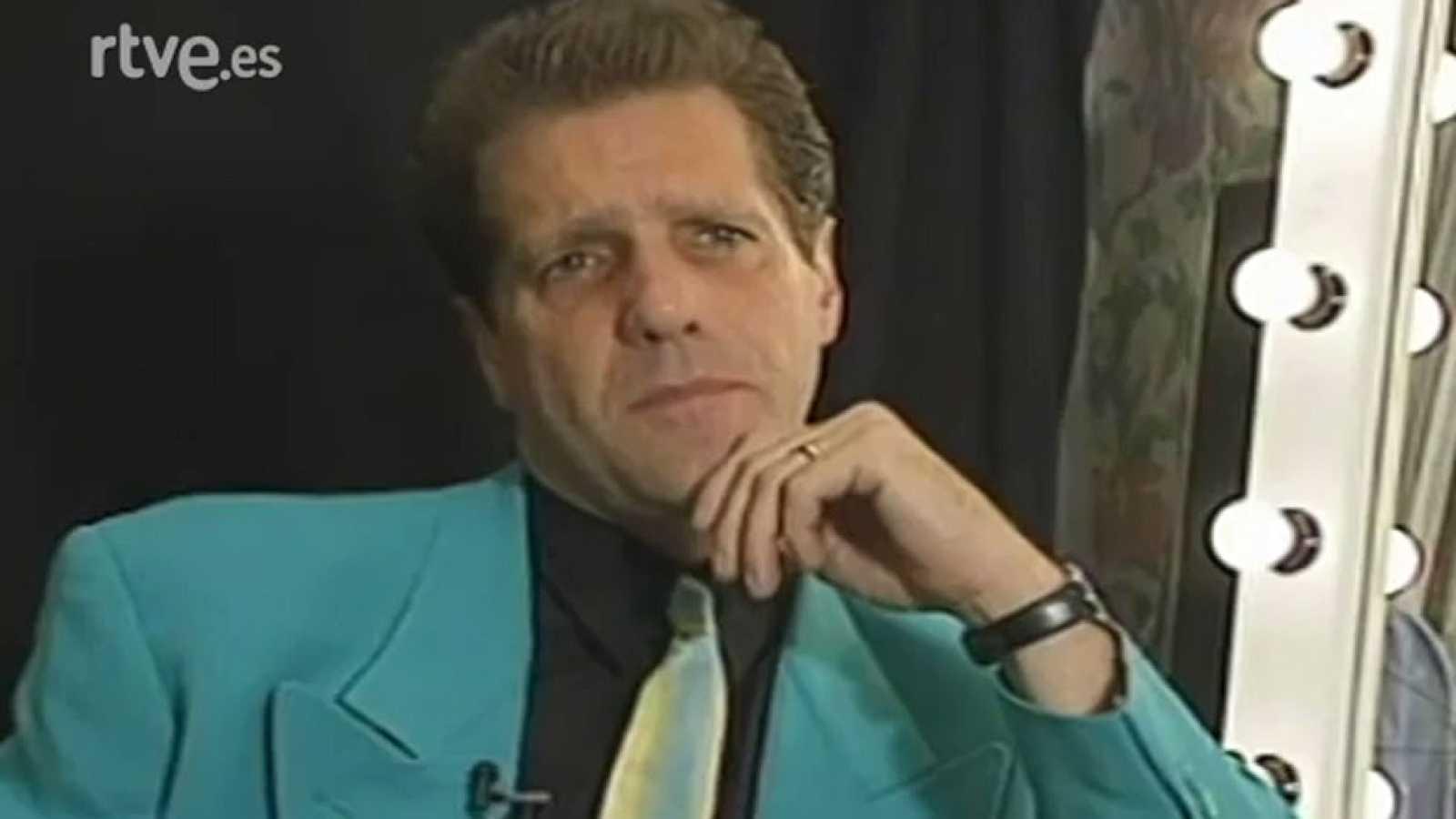 Glenn Frey, líder de los Eagles, en 'Área reservada' (1992)
