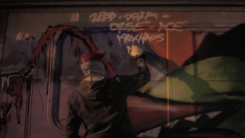 La noche temática - De la calle a las galerías