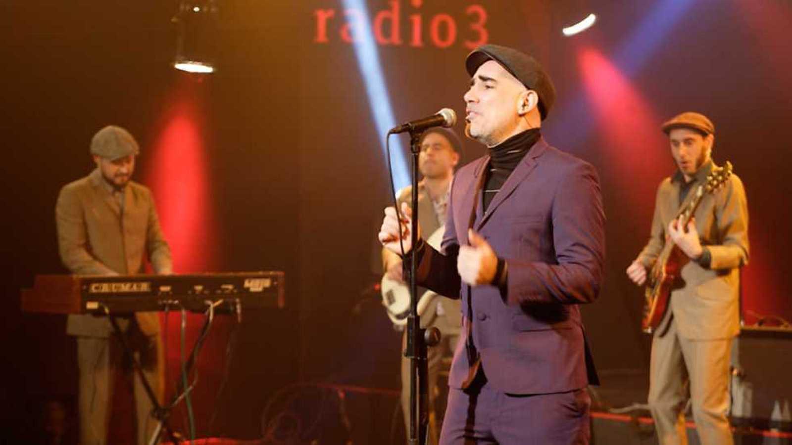 Los conciertos de Radio 3 - Akatz - Ver ahora
