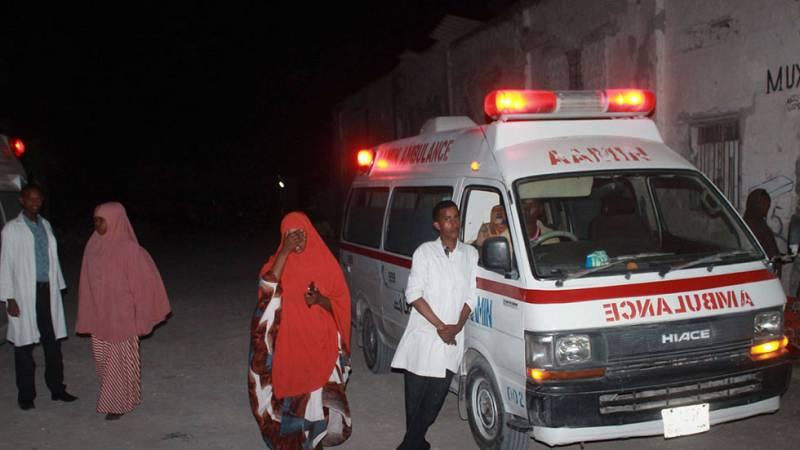 Cerca de una veintena de muertos en un ataque de Al Shabaab en la capital de Somalia