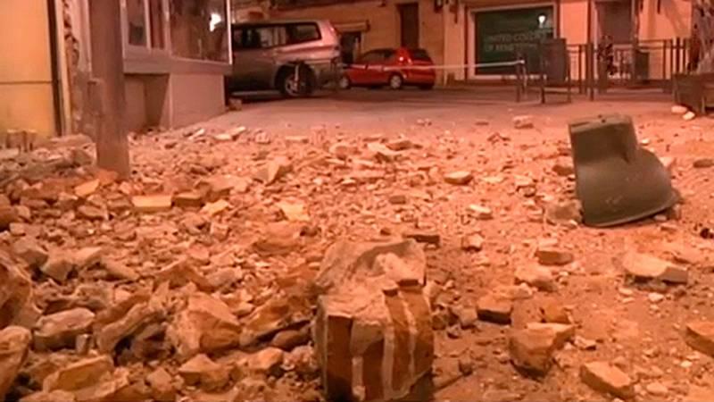 Un terremoto de 6,3 de magnitud en el Mar de Alborán despierta a Melilla y parte de Andalucía