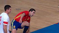 Fútbol Sala - Partido internacional amistoso Asociación de Jugadores: España - Polonia