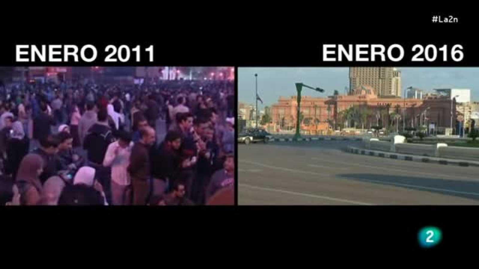 La 2 Noticias - Los sueños rotos de Tahrir
