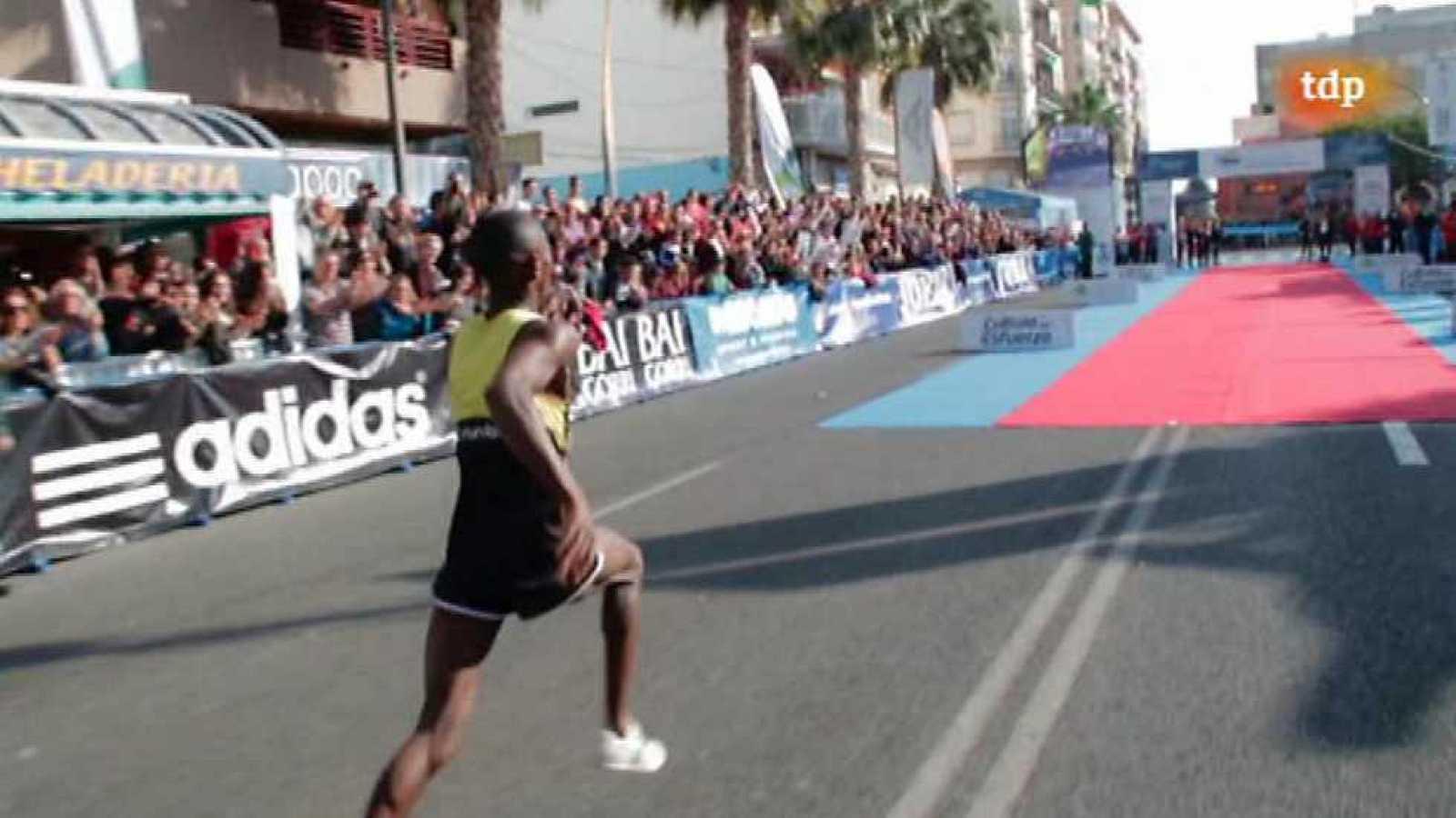Atletismo - Medía Maratón de Santa Pola - ver ahora
