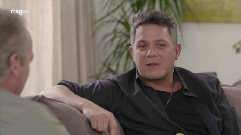 Alejandro Sanz recuerda que a su madre no le gustaba verle en los conciertos