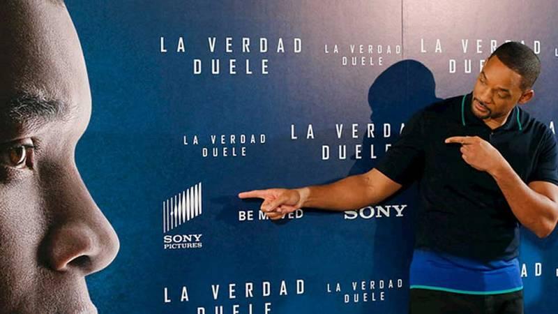 Will Smith presenta en Madrid 'La verdad duele'