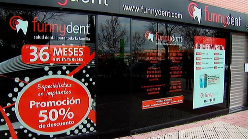 La Policía detiene al dueño de las clínicas dentales Funnydent tras el cierre de los centros de la cadena