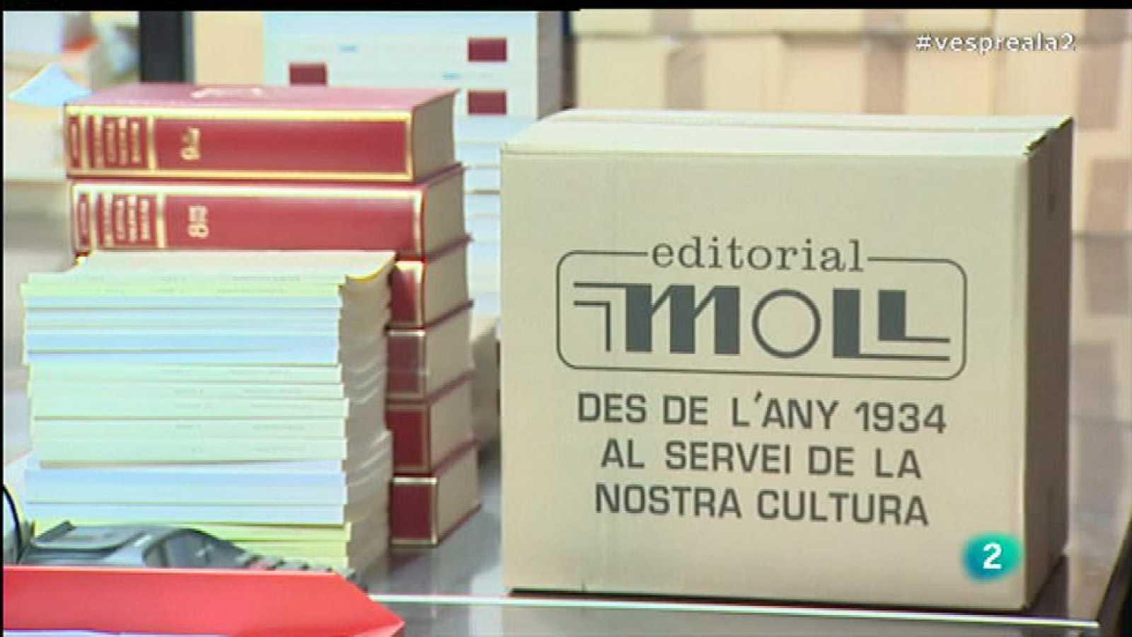 Vespre a La 2 - Editorial Moll