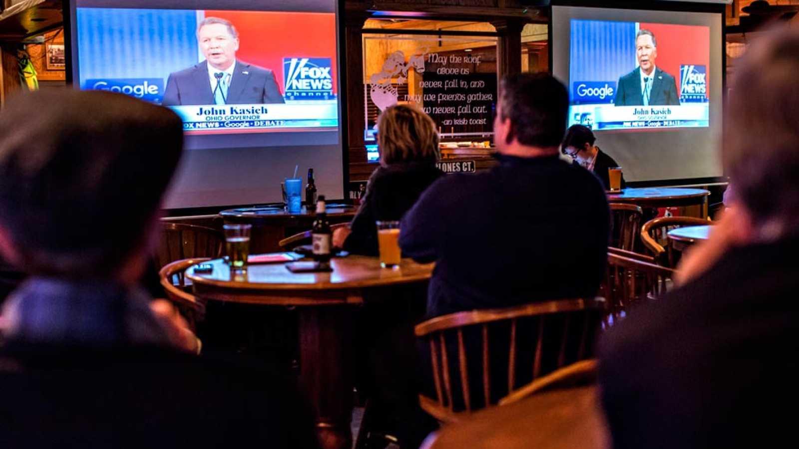 Comienza la carrera electoral de las primarias en Estados Unidos