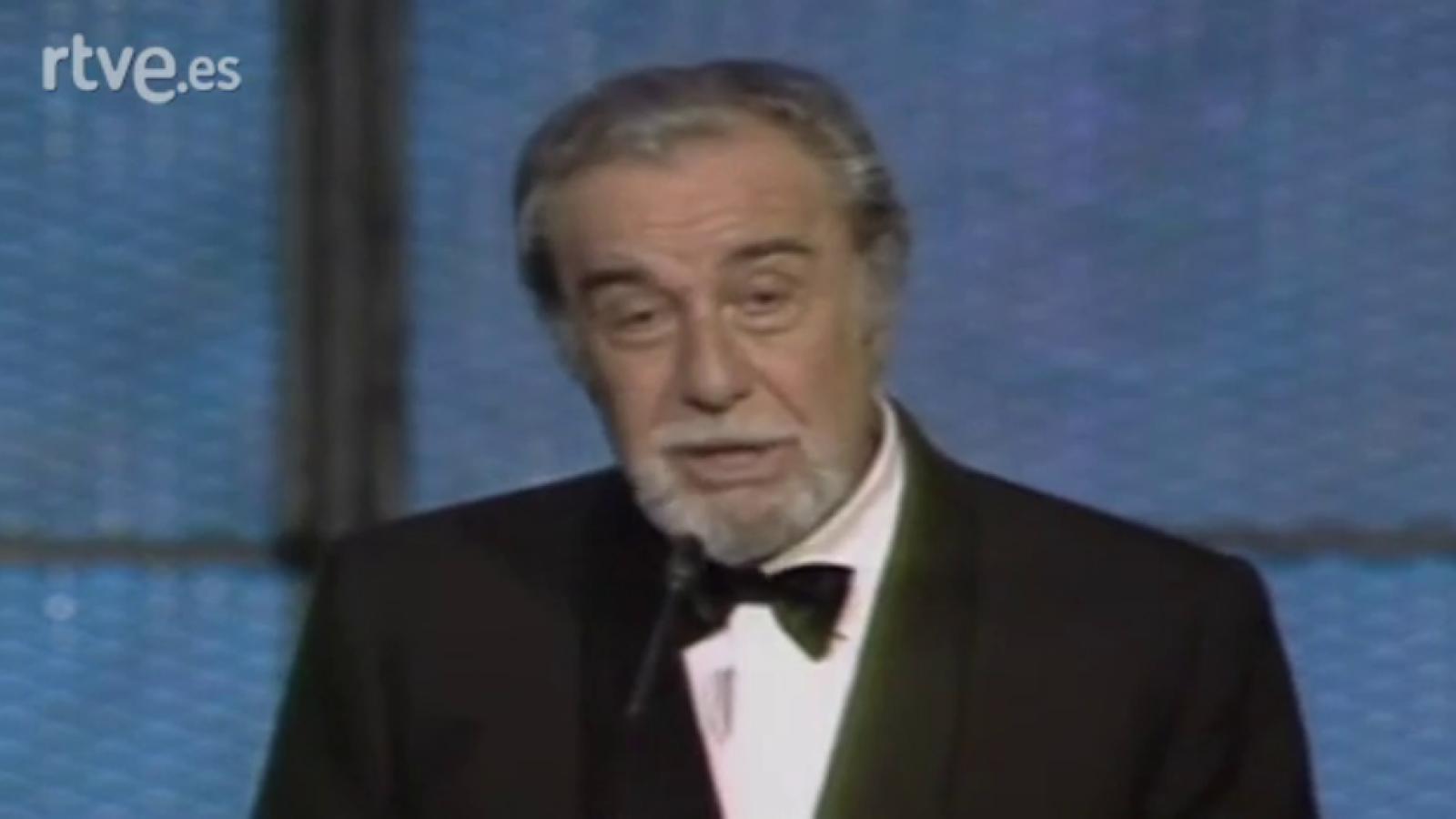 Retransmisión íntegra de la primera edición de los Premios Goya (1987)