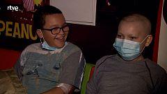Esto es vida- Los niños en los hospitales van al cine con Juegaterapia