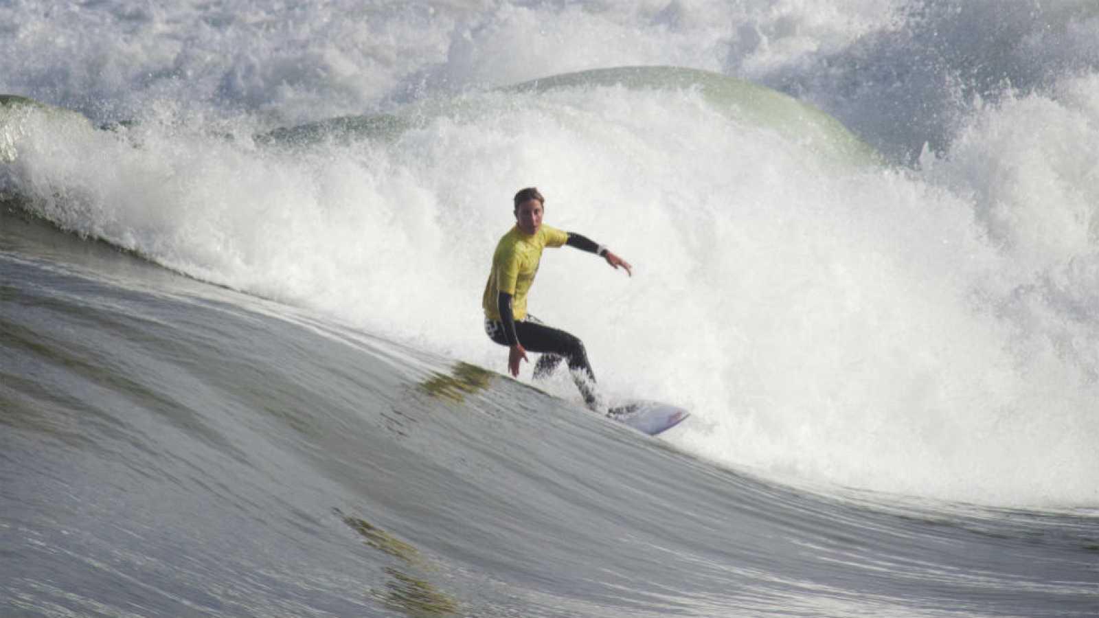 Primera gala nacional del surf 2016, en Suances (Cantabria)