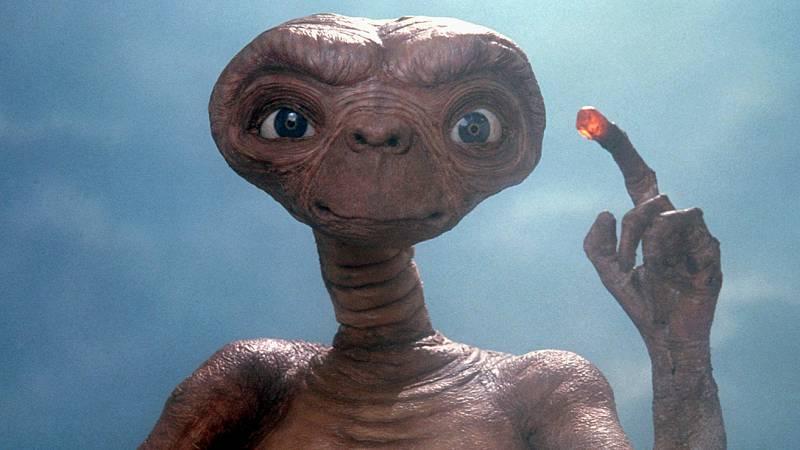 """La secuencia de Lucas Vidal: """"ET, el extraterrestre'"""