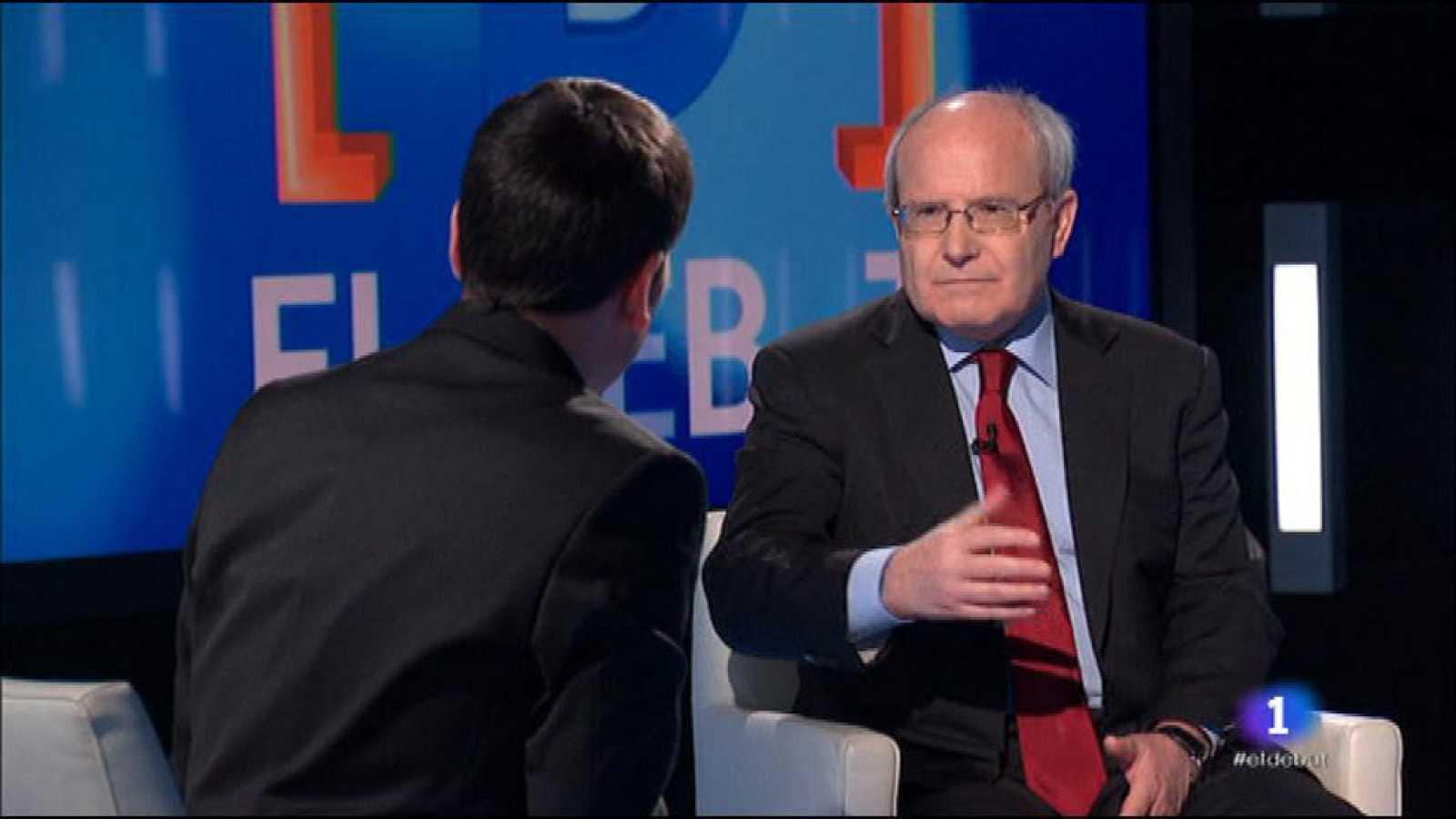 El Debat de La 1 - Entrevista a l'expresident José Montilla