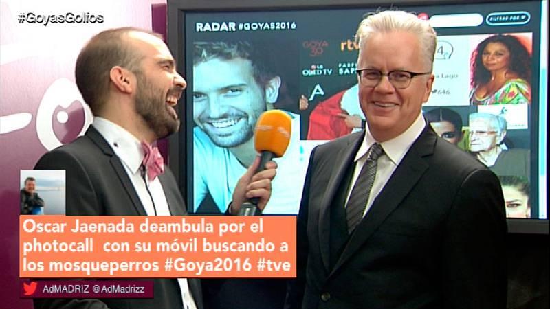Goyas Golfos 2016 - ¡Tim Robbins trolea a RTVE.es!