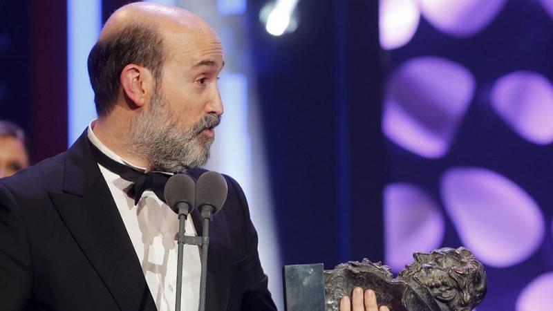Javier Cámara, mejor actor de reparto en los Goya 2016 por 'Truman'