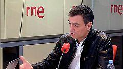 """Sánchez insta a Iglesias a que """"dé un paso al frente"""" porque """"el PSOE ya ha elegido que no gobierne el PP"""""""