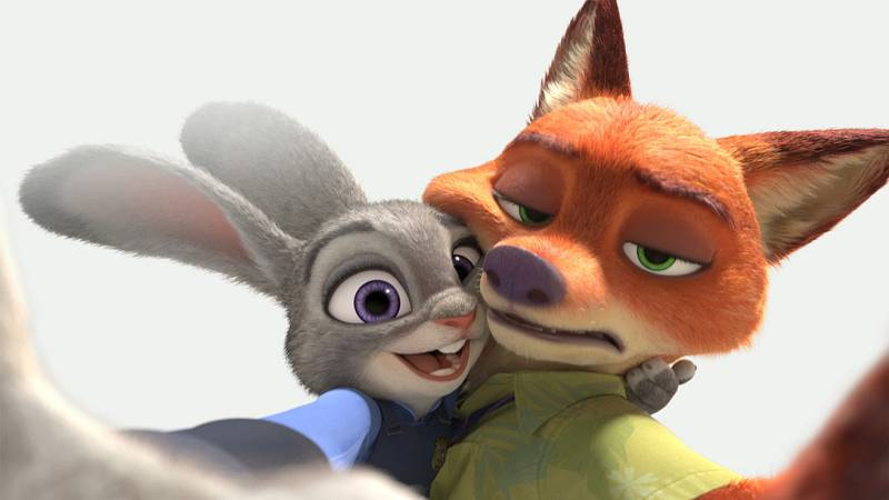 RTVE.es os ofrece un clip en primicia de 'Zootrópolis', la nueva película de Disney