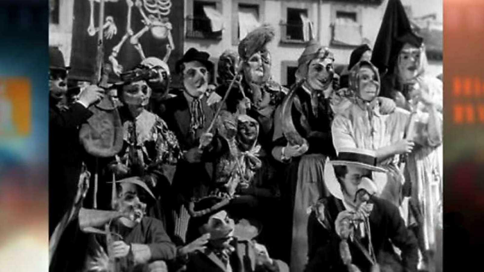 Historia de nuestro cine - Domingo de Carnaval (Presentación) - Ver ahora