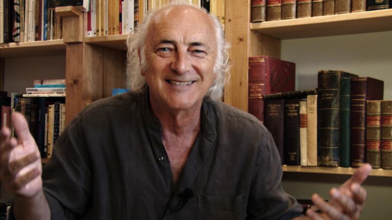 Amancio Prada, Duo Candeal y José Delfín Val hablan sobre la obra de Joaquín Díaz