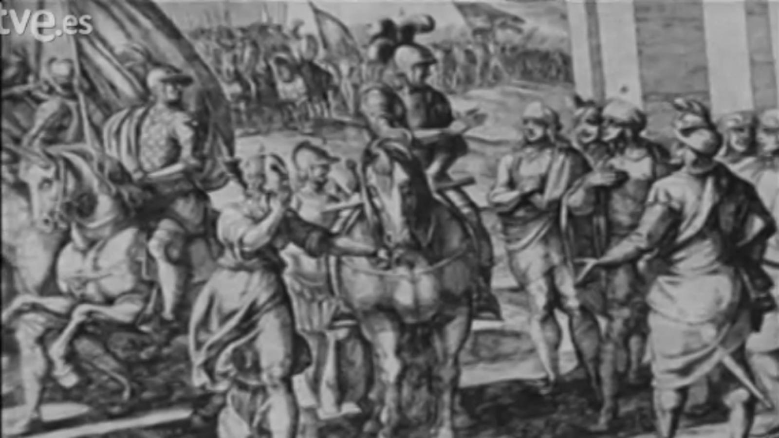 Biografía - Cervantes en la Biblioteca Nacional