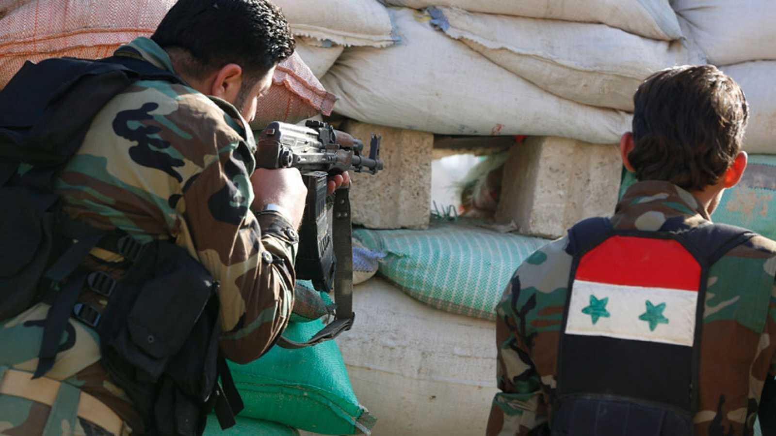 Todos los actores en la guerra de Siria quieren afianzar posiciones